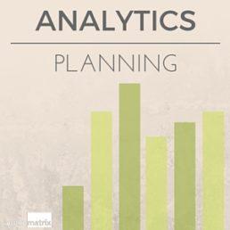 analytics planning