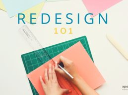 redesign 101 blog